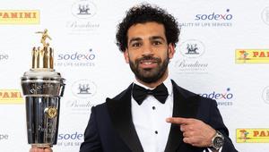 محمد صلاح يتربع على عرش الدوري الإنجليزي الممتاز لعام 2018