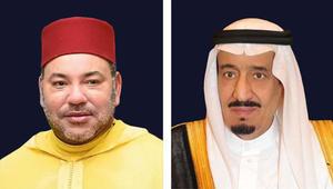 العاهل السعودي يتصل بملك المغرب ويؤكدان أهمية مواجهة إيران