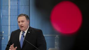 """مدير """"CIA"""" بومبيو يلتقي بكبار قادة المخابرات الروسية"""