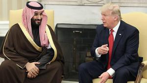الأنصاري عن لقاء ترامب بمحمد بن سلمان: أمريكا والسعودية ستوقفان جنون إيران