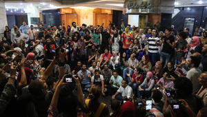 مصر: لجنة الدفاع تقر اتفاقية تيران وصنافير والبرلمان يصوّت الأربعاء