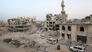 الجيش السوري يعلن السيطرة على الغوطة الشرقية باستثناء دوما