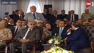 عبدالفتاح السيسي ينفعل على نائب في البرلمان طالب بإرجاء زيادة أسعار الوقود