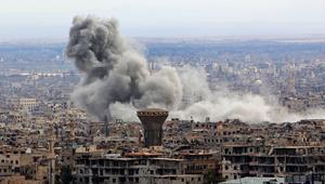 حتى بعد أمر بوتين.. القصف يستمر على الغوطة الشرقية