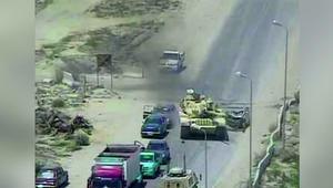 الجيش المصري: مقتل 7 مدنيين خلال تصدي دبابة لسيارة مفخخة في سيناء