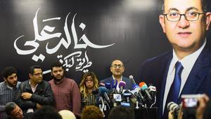 البلشي لـCNN: السلطة لا تريد انتخابات لذلك انسحب خالد علي