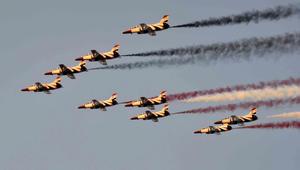 """الإخوان: الغارات المصرية على ليبيا """"عدوان"""" ودرنة ليس فيها داعش"""
