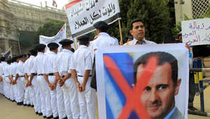 """ناطق باسم الإخوان: تصريح الأسد عن التعاون مع الأجهزة المصرية بحقبة مرسي يكشف """"الخيانة الواضحة"""""""
