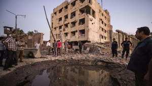 """مصر: داعش يعلن المسؤولية عن تفجير أمام مقر الأمن الوطني بشبرا الخيمة.. ويتوعد بالمزيد انتقاما لـ""""عرب شركس"""""""