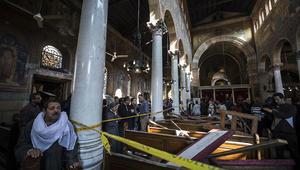 فيديو منسوب لداعش يُظهر وصية انتحاري الكنيسة المرقسية