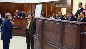 """مرشد الإخوان أمام المحكمة: قابلت قادة الفصائل الفلسطينية واتفقنا على """"الجهاد ضد إسرائيل"""""""