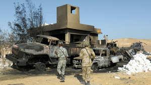 """جيش مصر يؤكد مقتل 9 """"إرهابيين"""" بسيناء ويحذر من """"وظائف وهمية"""" بالإسكندرية"""