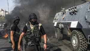 """الشرطة المصرية: مقتل ثلاثة """"إرهابيين"""" بانفجار في سيارتهم"""