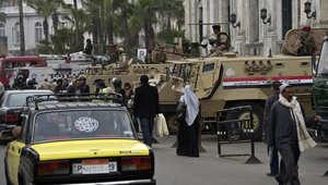 مصر: مقتل عميد من الأمن المركزي بعبوة ناسفة أسفل سيارته