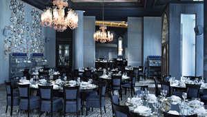 """""""إم شريف""""..عندما تصبح ضيفاً في قصر لبناني عريق وتأكل بلا لائحة طعام في قلب دبي"""
