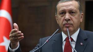 أردوغان: الأسد سبب ظهور داعش وتضخمه.. والمعارضة التركية تتورط بتدمير البلاد بمظاهرات كوباني
