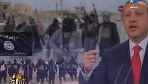 الصورة مأخوذة من أغنية شعبان عبد الرحيم التي يهاجم فيها إردوغان