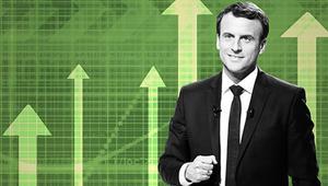 اليورو يرتفع لأعلى مستوياته منذ 6 أشهر بعد فوز ماكرون برئاسة فرنسا