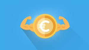 اليورو يتمتع بعام مليء بالنجاح.. وهذه الأسباب