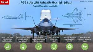 """تقرير للبنتاغون يحذر من """"مشاكل خطيرة"""" في مقاتلات """"F-35"""""""