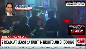 قتيلان وجرحى إثر عملية إطلاق نار خارج ملهى ليلي في ولاية فلوريدا الأمريكية