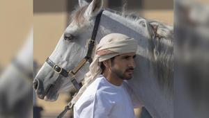 ولي عهد دبي يطلق تطبيقاً عن حياته باسم