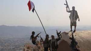 """اليمن: معارك مع الحوثيين بمأرب والجماعة تزعم وقوع """"قتل وسحل"""" بتعز واغتيال ضابط كبير بقلب صنعاء"""