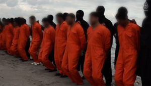 """""""داعش"""" يختطف 3 مسيحيين بينهم مصري في ليبيا.. والقاهرة تطلب دعم بريطانيا وألمانيا وفرنسا ضد الإرهاب"""