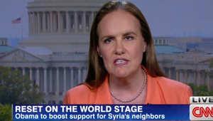 أقوى امرأة في البنتاغون لـCNN: رسائل متضاربة بخطاب أوباما.. وسوريا محور تركيز