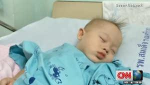 رفض الوالدان استلام الطفل المريض