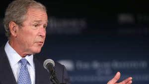 """هل تعلمون ما هو """"وهق النعام""""؟ وثيقة تكشف تقديمه """"كهدية خاصة"""" لجورج بوش"""