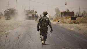 العبادي يقر إحالة قادة عسكريين للقضاء لتركهم مواقعهم في الرمادي بوجه داعش