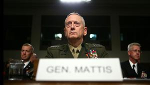 """أول بيان لـ""""الكلب المجنون"""" بعد موافقة الكونغرس عليه وزيرا للدفاع الأمريكي"""
