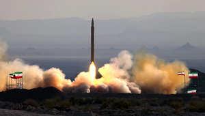 """طهران تختبر صاروخ """"عماد"""" بعيد المدى والمصنع بإيران"""
