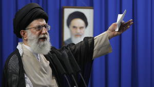 أول قافلة للحجاج الإيرانيين تتجه إلى السعودية.. وخامنئي: أمن الحجاج مسؤولية المملكةأول قافلة للحجاج الإيرانيين تتجه إلى السعودية.. وخامنئي: أمنهم مسؤولية المملكة