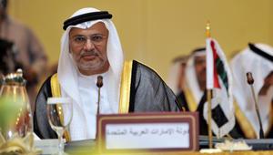 قرقاش: أزمة قطر على المستوى الشعبي مؤسفة ومتوقعة