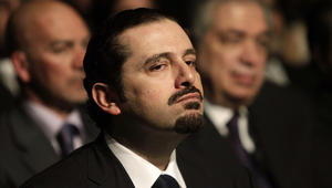 وزير داخلية لبنان: قد تكون جهة غربيةجدية أبلغت الحريري بمحاولة اغتياله