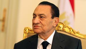 مبارك يخرج عن صمته: لم أفرط في أي شبر من أرض مصر