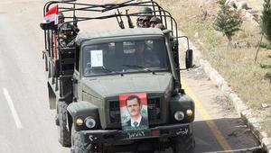 """الجيش السوري يعلن وقف العمليات القتالية لمدة 48 ساعة في درعا """"دعماً لجهود المصالحة الوطنية"""""""
