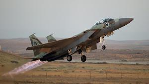 إسرائيل: اسقطنا طائرة موجهة إيرانية تابعة لحزب الله فوق الجولان