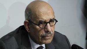 """البرادعي يدعو إلى """"إنقاذ ما يمكن إنقاذه"""" في مصر بالحكم الرشيد"""