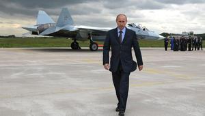 بوتين: العالم يتهافت على الأسلحة الروسية.. ونخطط لتعزيز دفاعات البحرية