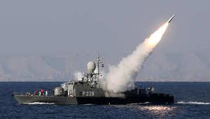 البحرية الإيرانية تطرد سفينة وطائرة مقاتلة أمريكيتان بعدما اقتربتا من منطقة أمنية في مضيق هرمز
