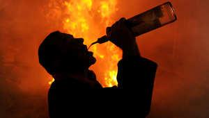 الهند: وفاة 41 شخصاً بعد شرب كحوليات سامة
