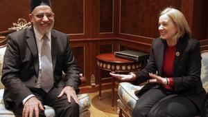 """رئيس """"النواب"""" الأمريكي يؤكد أهمية استمرار المساعدات لمصر.. وباترسون: الإخوان ليست جماعة إرهابية"""