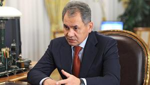 """شويغو: الموقعون على """"إعلان موسكو"""" سيضمنون التسوية بسوريا"""