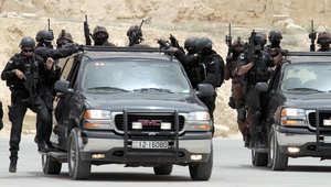 الأردن يعلن مقتل ضابط و4 مطلوبين في اشتباكات مع مجموعة مسلحة