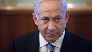 """""""نتنياهو"""": الإرهاب يقرع أبوابنا.. وإسرائيل ومصر في خندق واحد"""