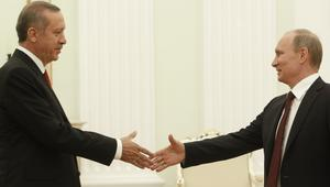 روسيا: بوتين يعلن تطبيع العلاقات مع تركيا بعد مكالمته مع أردوغان
