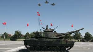 تركيا: سلاح الجو وجه ضربات لأهداف تابعة لداعش وPKK في سوريا والعراق السبت